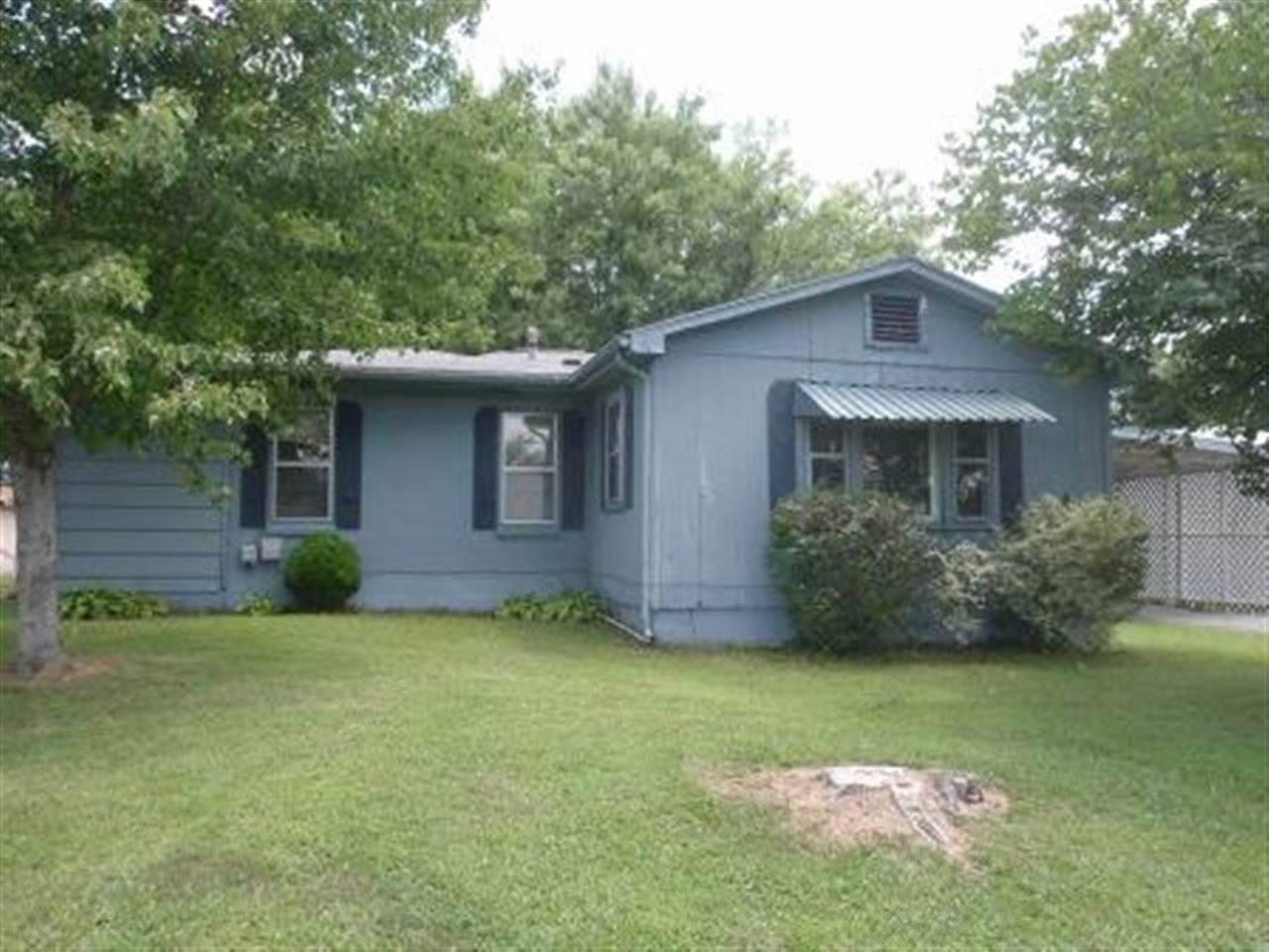 Rental Homes for Rent, ListingId:35100064, location: 587 S Main St Calvert City 42029