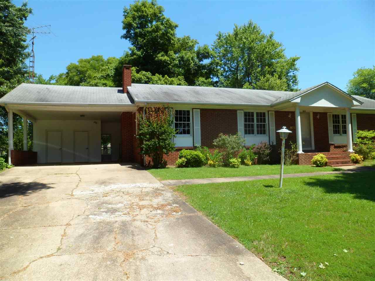 Photo of 803 weda ave  Mayfield  KY