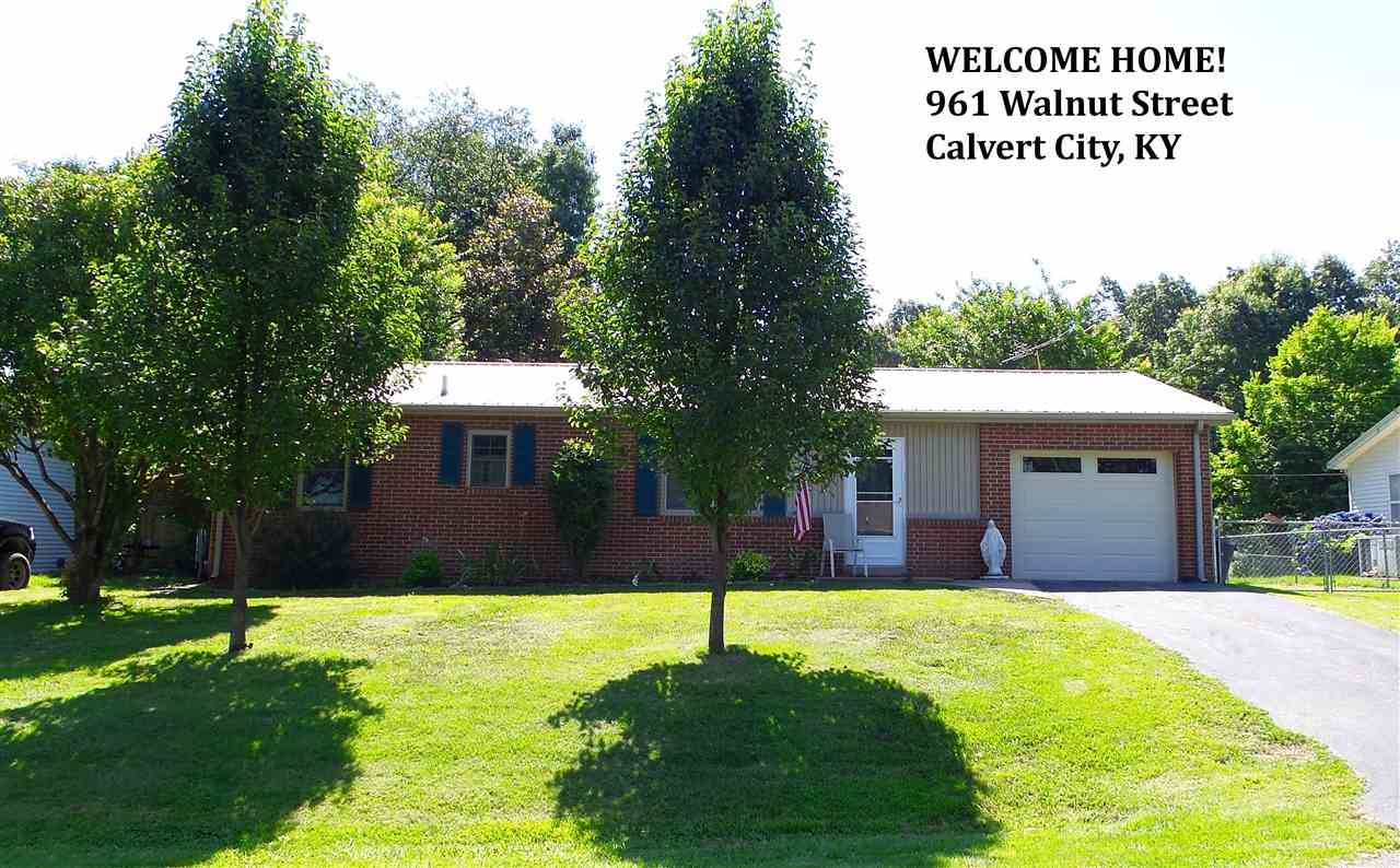 Photo of 961 Walnut Street  Calvert City  KY