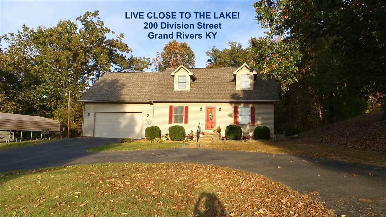 Photo of 200 Division Street  Grand Rivers  KY