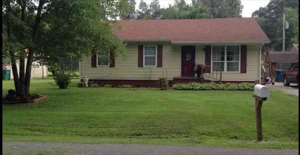 1531 Creekside Dr, Paducah, KY 42003
