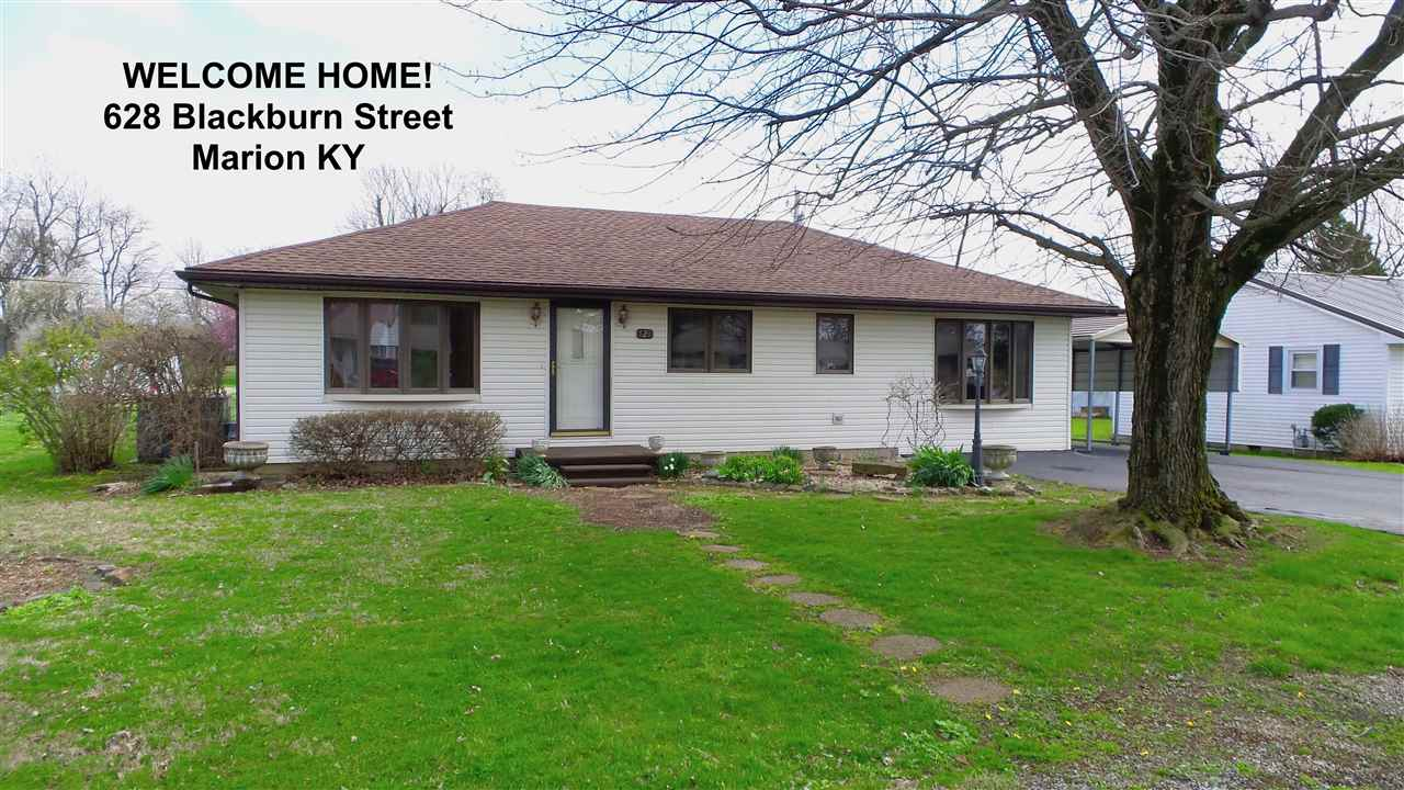 Photo of 628 Blackburn Street  Marion  KY