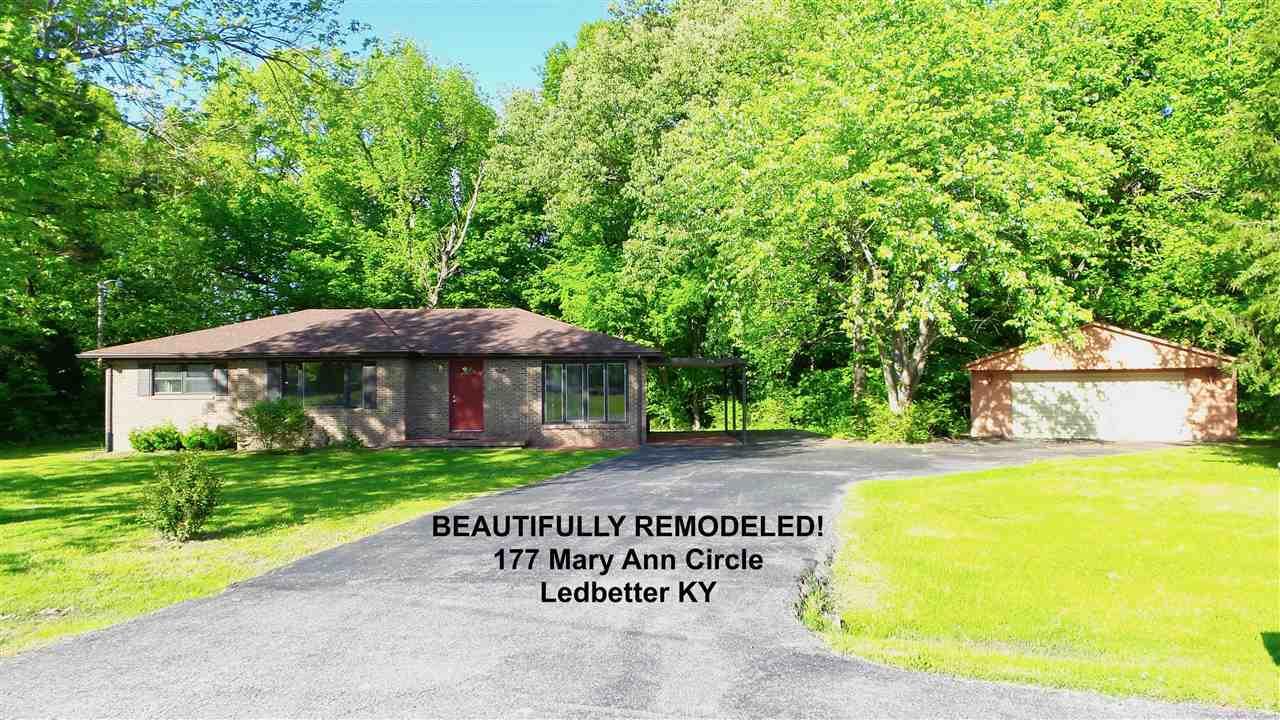 Photo of 177 Mary Ann Circle  Ledbetter  KY
