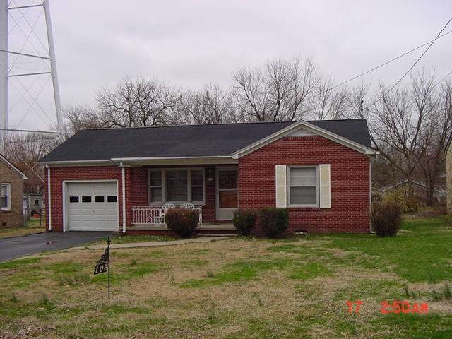 Photo of 106 W Sunset Drive  Mayfield  KY