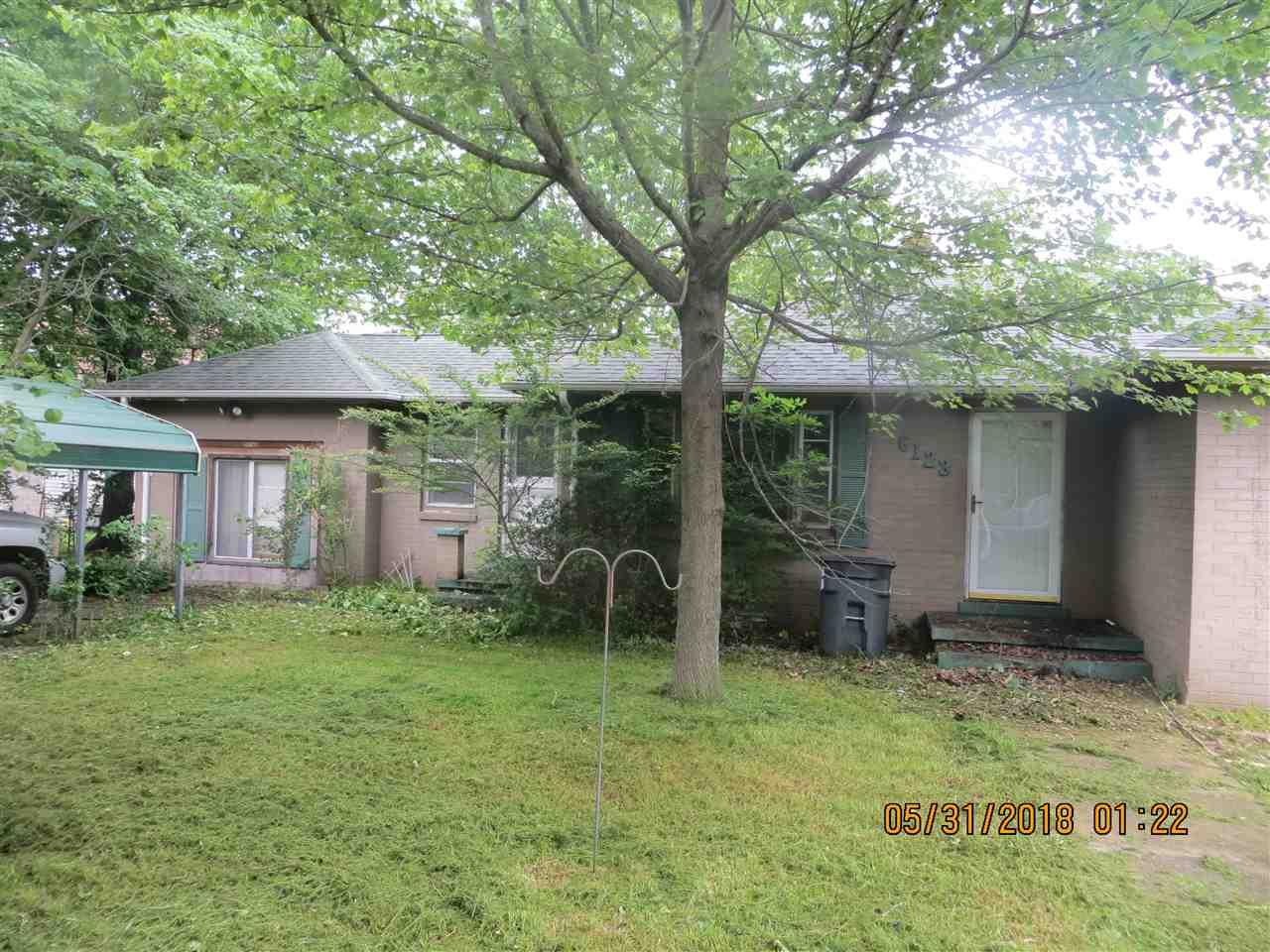 6123 Woodville Road Kevil, KY 42053