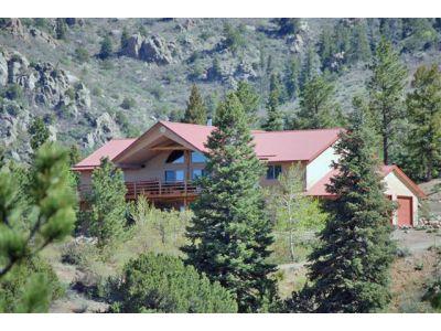 Real Estate for Sale, ListingId: 33990316, Westcliffe,CO81252