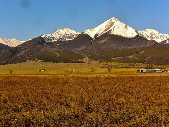Nighthawk Way, Westcliffe, CO 81252