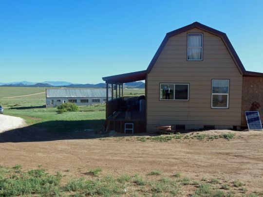 5815 County Road 215, Westcliffe, CO 81252