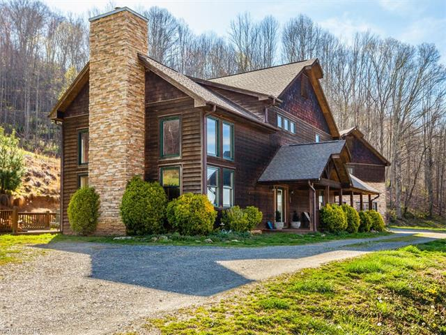 42 Cabin Creek Trl, Mars Hill, NC 28754
