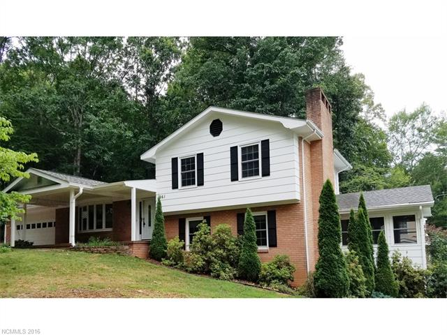861 Case Cove Rd, Candler, NC 28715
