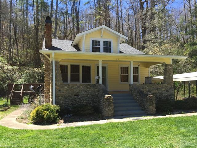 151 Stone Cottage Rd, Mars Hill, NC 28754