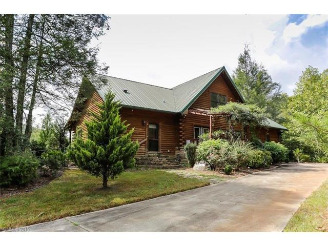 2140 Cedar Creek Road, Lake Lure in Rutherford County, NC 28746 Home for Sale