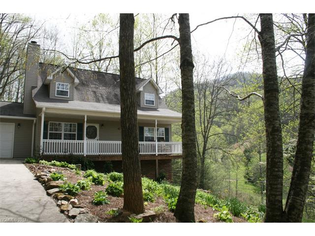Photo of 314 Paint Fork Road  Barnardsville  NC