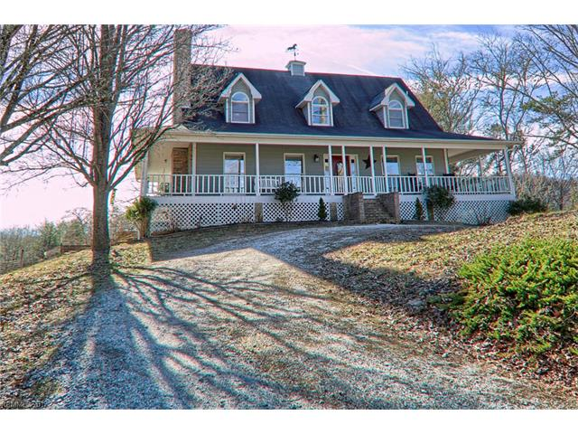685 Big Oak Road, Hendersonville, North Carolina