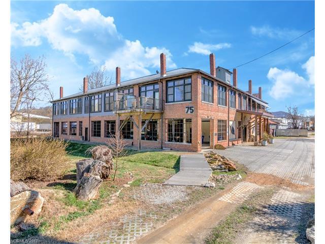 75 Thompson Street A, Asheville Loft for Sale