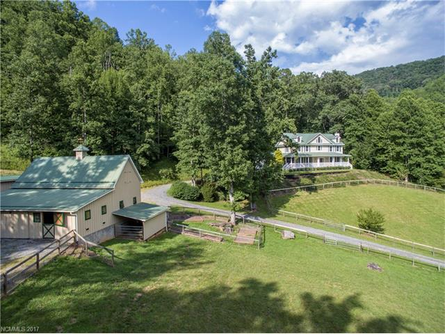 252 Martins Creek Rd, Barnardsville, NC 28709