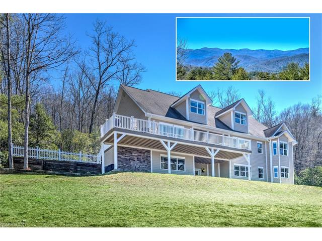 431 Silver Fox Ln, Pisgah Forest, NC 28768