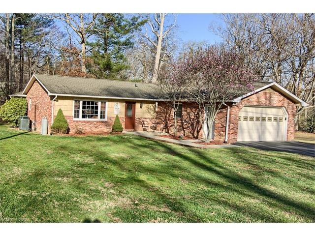 122 Cannon Drive, Hendersonville in Henderson County, NC 28792 Home for Sale
