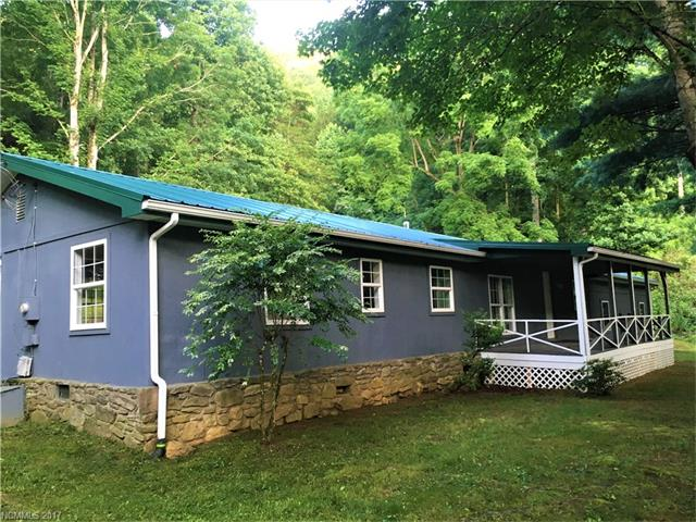 Photo of 438 Stoney Fork Road  Barnardsville  NC