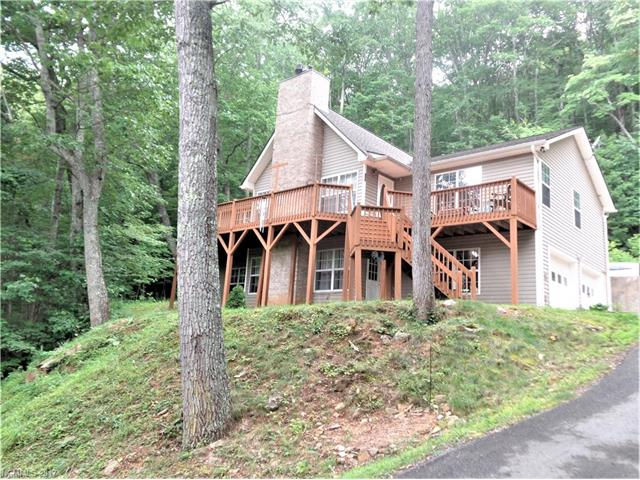 Photo of 514 Poplar Trail  Barnardsville  NC