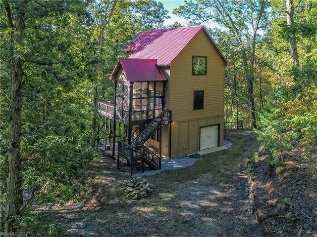 Photo of 184 Deep Woods Lane  Saluda  NC