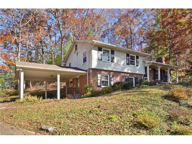 36 Woodcrest Road Asheville, NC 28804