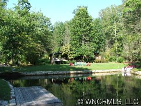 3.44 acres in Lake Toxaway, North Carolina