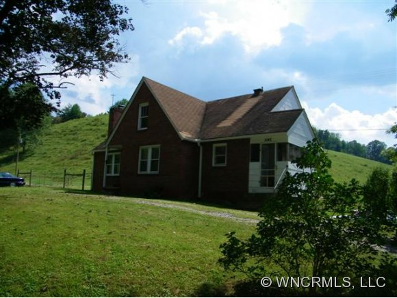72.64 acres in Burnsville, North Carolina