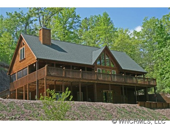 3.64 acres in Lake Lure, North Carolina