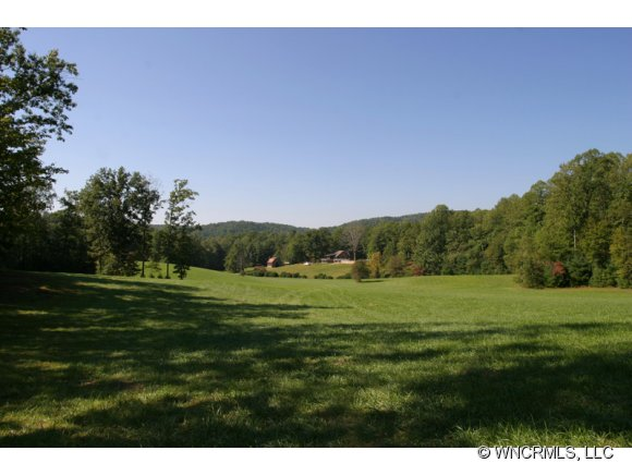 18.7 acres in Hendersonville, North Carolina