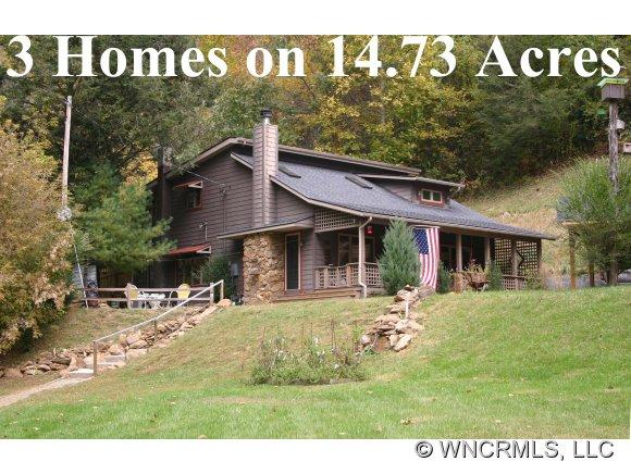 14.7 acres Canton, NC