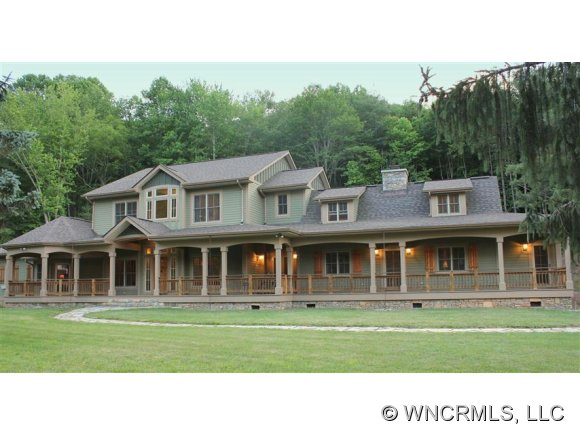 4.3 acres in Waynesville, North Carolina