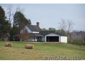 53.4 acres Mill Spring, NC