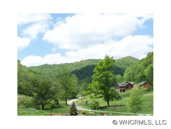 320 acres by Mars Hill, North Carolina for sale