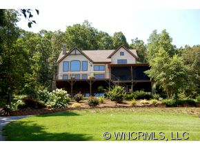 2.6 acres in Asheville, North Carolina