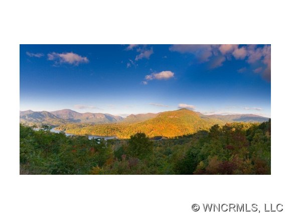 2.25 acres in Lake Lure, North Carolina