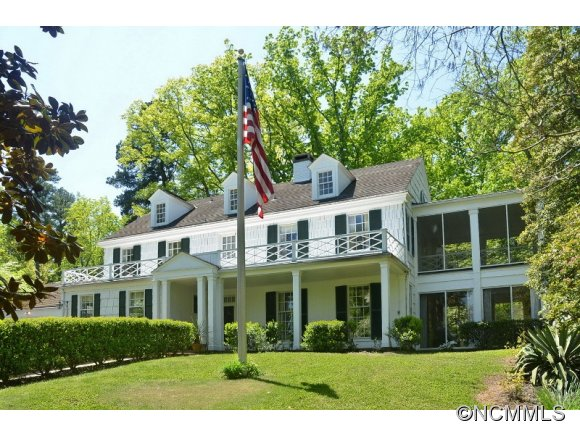 3.2 acres in Tryon, North Carolina