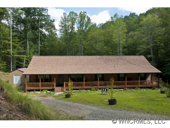 20 acres in Candler, North Carolina