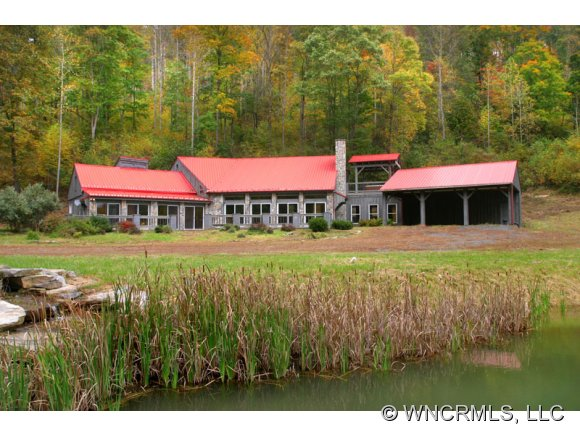 400 acres in Bakersville, North Carolina