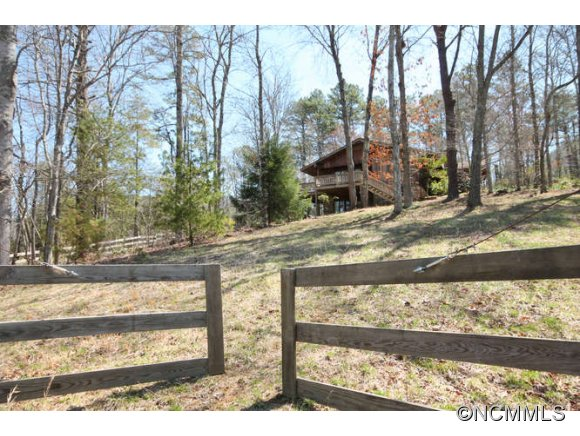 12.53 acres in Fairview, North Carolina