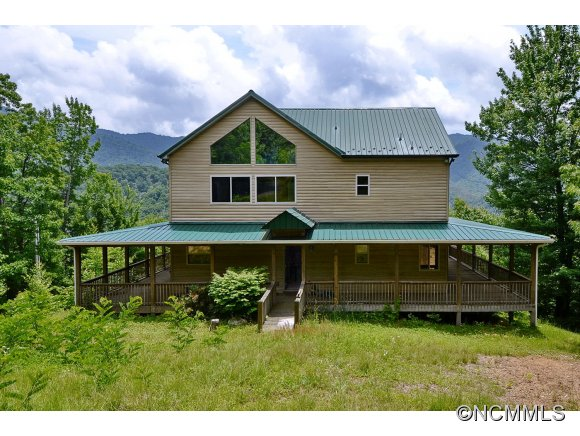 9.84 acres in Maggie Valley, North Carolina