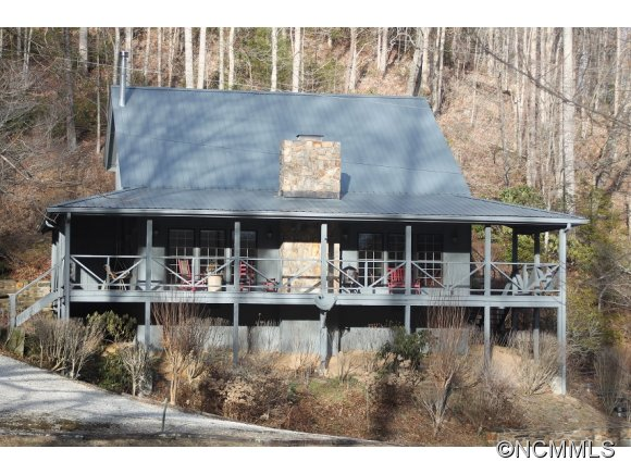 60.88 acres in Bryson City, North Carolina