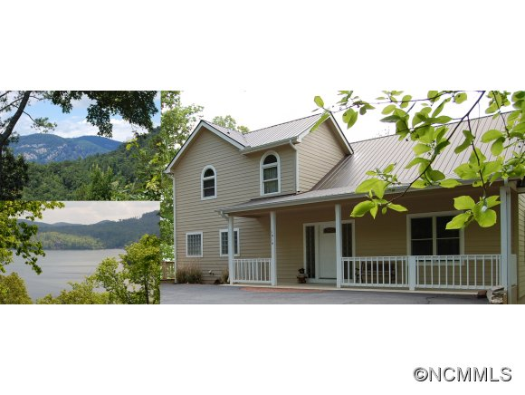 2 acres in Lake Lure, North Carolina