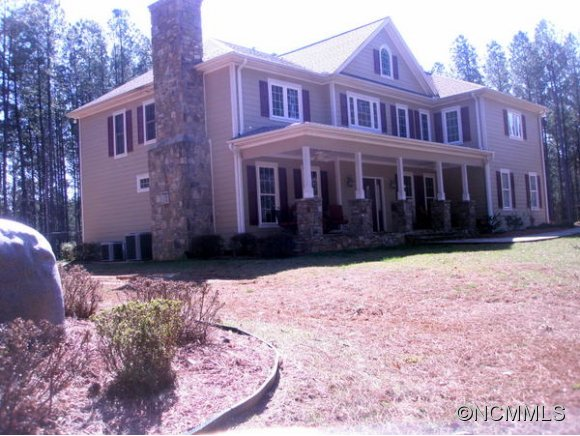 5.16 acres in Mill Spring, North Carolina