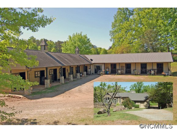 36.36 acres in Tryon, North Carolina