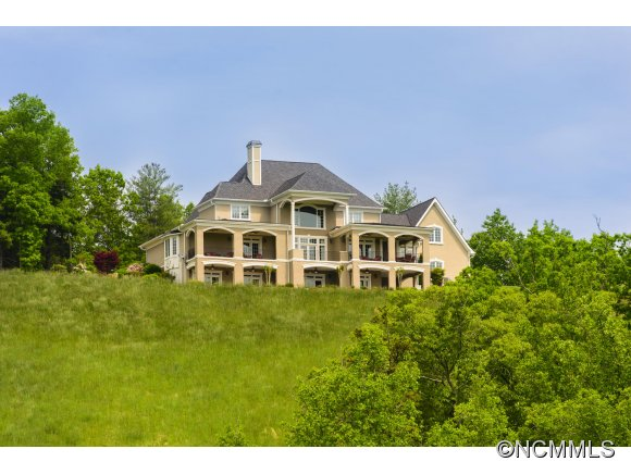 10.5 acres in Leicester, North Carolina