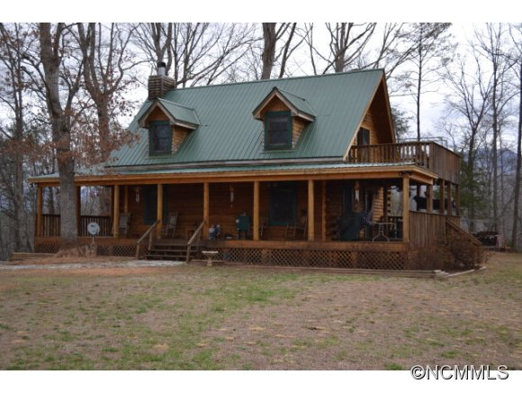 2.73 acres in Whittier, North Carolina