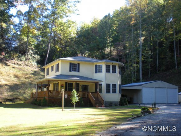 5.63 acres in Bryson City, North Carolina