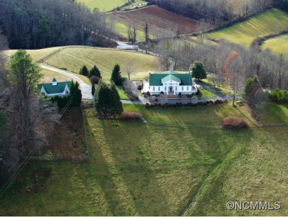 38 acres in Leicester, North Carolina