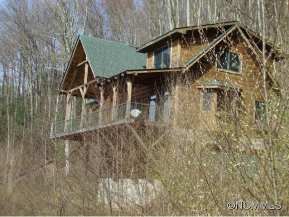 7.5 acres in Maggie Valley, North Carolina